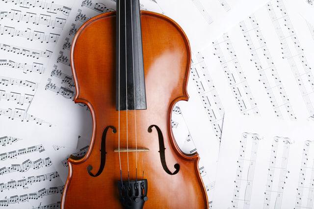 ヴァイオリンオンラインレッスン